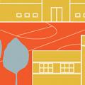 City of Philadelphia Parks&Recreation: Open House Poster